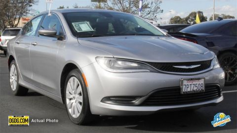 Certified Used Chrysler 200 LX
