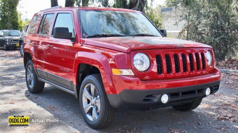 New Jeep Patriot Sport SE