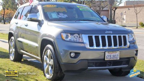 Used Jeep Grand Cherokee Overland