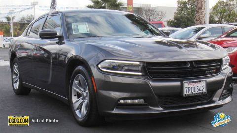 Certified Used Dodge Charger SXT