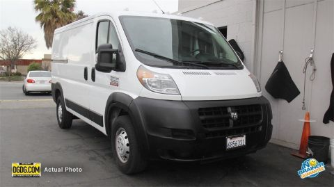 Certified Used Ram ProMaster 1500 Low Roof