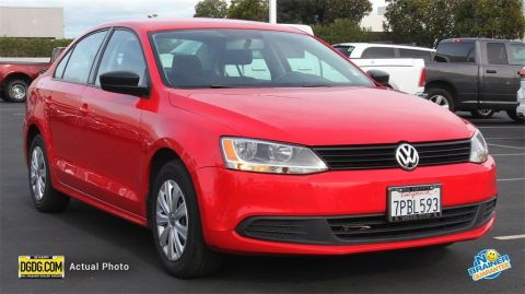 Used Volkswagen Jetta 2.0L Base