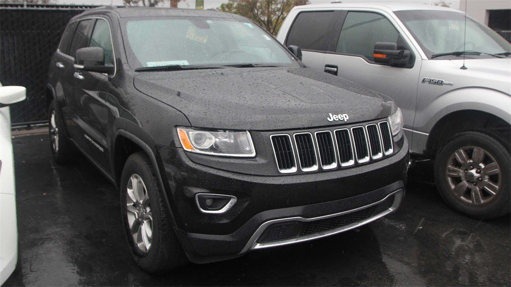 certified pre owned 2014 jeep grand cherokee limited 4d sport utility in newark ud1655. Black Bedroom Furniture Sets. Home Design Ideas